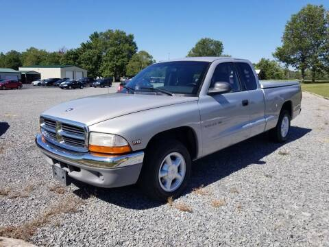 2000 Dodge Dakota for sale at Ridgeway's Auto Sales - Buy Here Pay Here in West Frankfort IL
