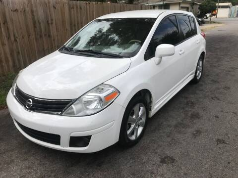 2011 Nissan Versa for sale at Asap Motors Inc in Fort Walton Beach FL