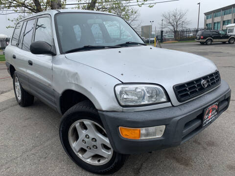 1998 Toyota RAV4 for sale at JerseyMotorsInc.com in Teterboro NJ