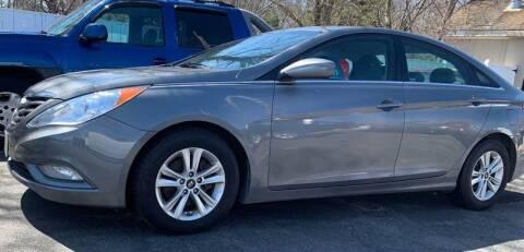 2013 Hyundai Sonata for sale at BORGES AUTO CENTER, INC. in Taunton MA
