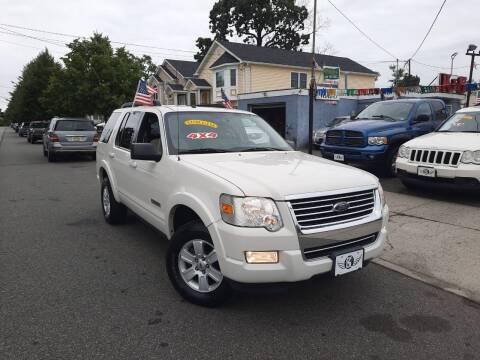 2008 Ford Explorer for sale at K & S Motors Corp in Linden NJ