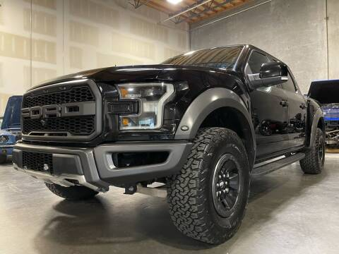 2018 Ford F-150 for sale at Platinum Motors in Portland OR
