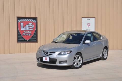 2007 Mazda MAZDA3 for sale at V12 Auto Group in Lubbock TX