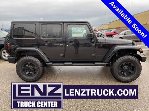 2014 Jeep Wrangler Unlimited for sale at Lenz Auto - Coming Soon in Fond Du Lac WI