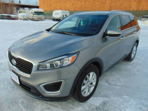 2017 Kia Sorento for sale at Dependable Used Cars in Anchorage AK
