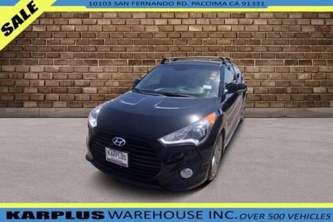 2015 Hyundai Veloster for sale at Karplus Warehouse in Pacoima CA