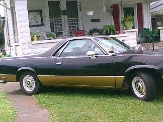 1981 GMC Caballero for sale at Classic Car Deals in Cadillac MI
