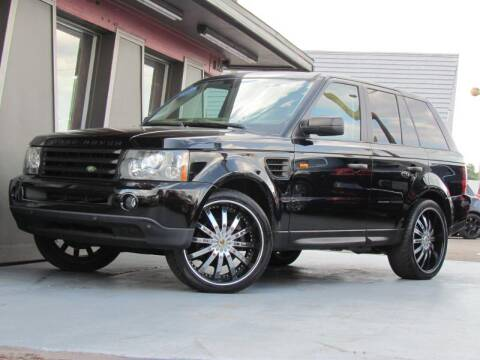 2007 Land Rover Range Rover Sport for sale at Unique Motors of Tampa in Tampa FL