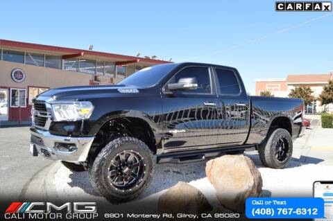2019 RAM Ram Pickup 1500 for sale at Cali Motor Group in Gilroy CA
