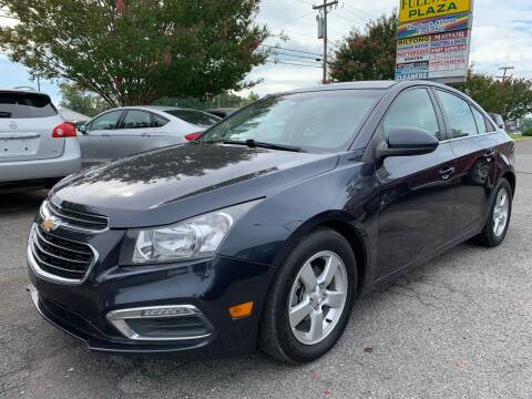 2015 Chevrolet Cruze for sale at 5 Star Auto in Matthews NC