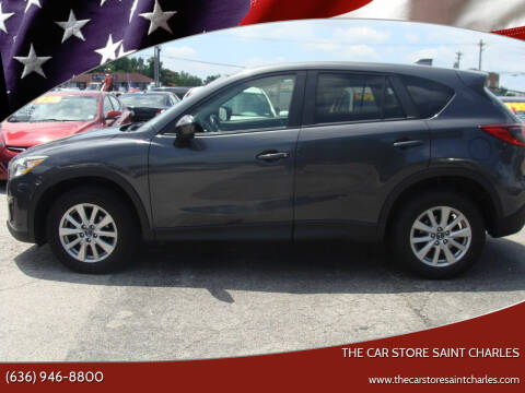 2015 Mazda CX-5 for sale at The Car Store Saint Charles in Saint Charles MO