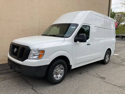 2014 Nissan NV Cargo for sale at Bill's Auto Sales in Peabody MA