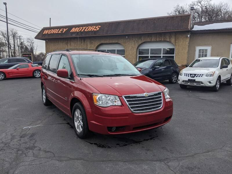 2008 Chrysler Town and Country for sale at Worley Motors in Enola PA