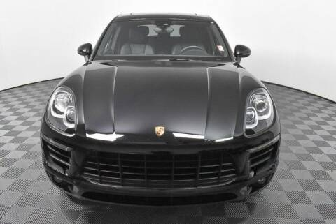 2018 Porsche Macan for sale at Southern Auto Solutions - Georgia Car Finder - Southern Auto Solutions-Jim Ellis Hyundai in Marietta GA