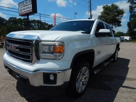2014 GMC Sierra 1500 for sale at Medford Motors Inc. in Magnolia TX