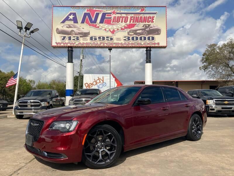 2019 Chrysler 300 Touring 4dr Sedan - Houston TX