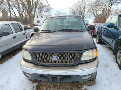 2000 Ford F-150 for sale at Craig Auto Sales in Omro WI