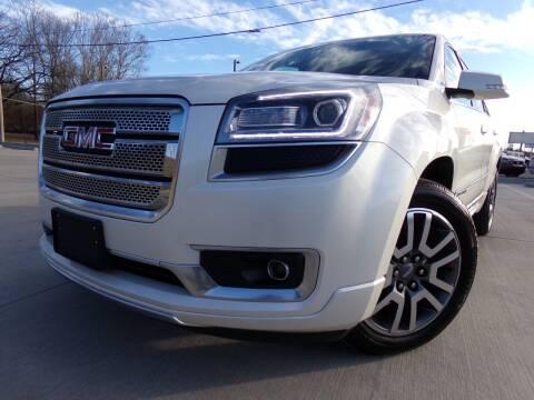 2013 GMC Acadia for sale at Calvary Motors, Inc. in Bixby OK