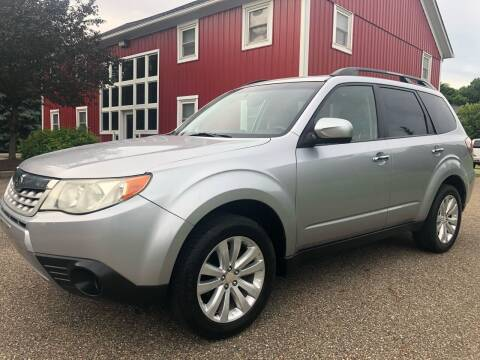 2012 Subaru Forester for sale at Prime Auto Sales in Uniontown OH
