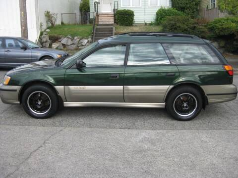 2003 Subaru Outback for sale at UNIVERSITY MOTORSPORTS in Seattle WA
