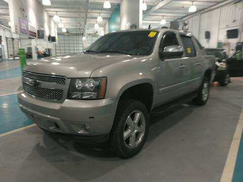 2008 Chevrolet Avalanche for sale at Kansas Car Finder in Valley Falls KS