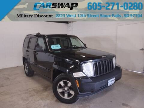 2008 Jeep Liberty for sale at CarSwap in Sioux Falls SD
