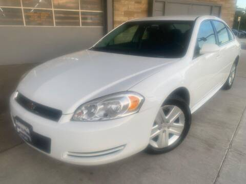 2011 Chevrolet Impala for sale at Car Planet Inc. in Milwaukee WI