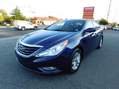 2013 Hyundai Sonata for sale at Cars 4 Less in Manassas VA