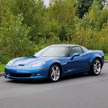 2010 Chevrolet Corvette for sale at R & R AUTO SALES in Poughkeepsie NY