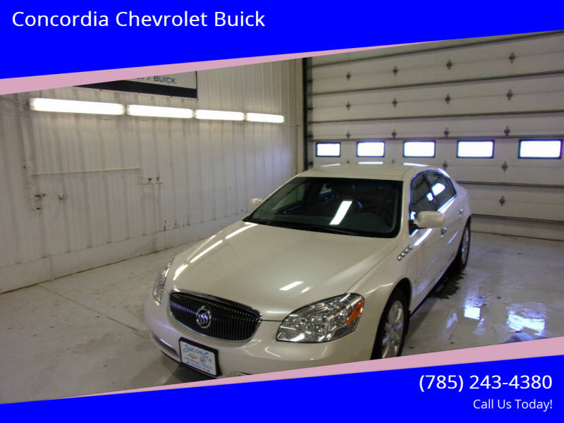 2008 Buick Lucerne for sale at Concordia Chevrolet Buick in Concordia KS