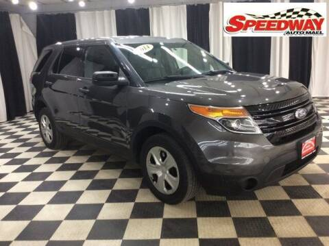 2014 Ford Explorer for sale at SPEEDWAY AUTO MALL INC in Machesney Park IL