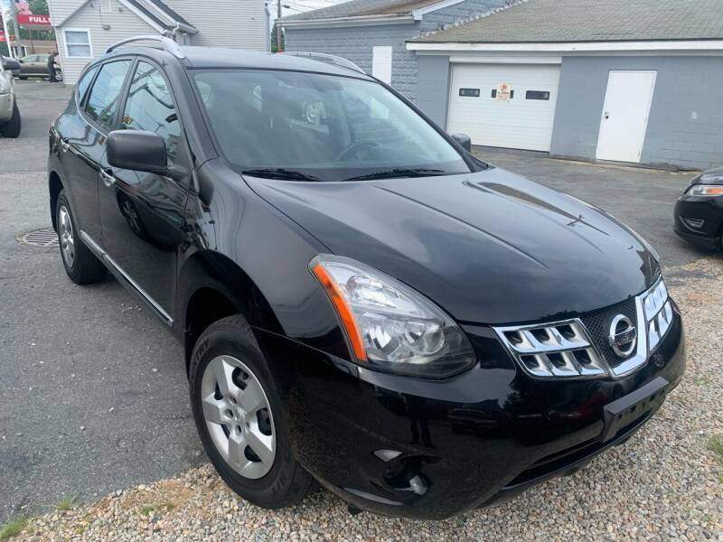 2014 Nissan Rogue Select for sale at Better Auto in South Darthmouth MA