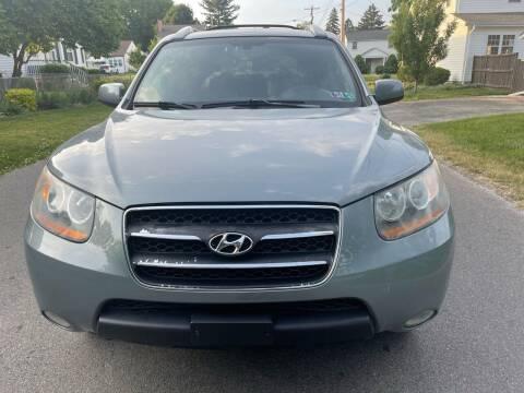 2008 Hyundai Santa Fe for sale at Via Roma Auto Sales in Columbus OH