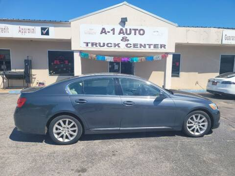 2006 Lexus GS 300 for sale at A-1 AUTO AND TRUCK CENTER in Memphis TN
