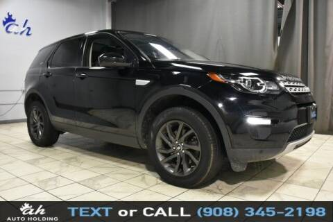 2018 Land Rover Discovery Sport for sale at AUTO HOLDING in Hillside NJ