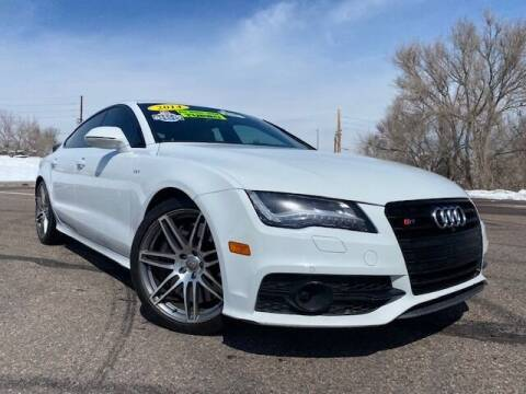2014 Audi S7 for sale at UNITED Automotive in Denver CO