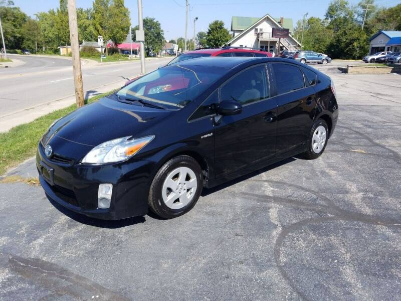 2010 Toyota Prius for sale at Indiana Auto Sales Inc in Bloomington IN