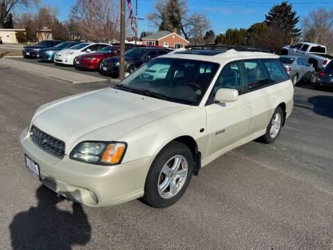 2004 Subaru Outback for sale at Auto Image Auto Sales in Pocatello ID
