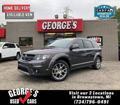 2019 Dodge Journey for sale at George's Used Cars - Telegraph in Brownstown MI