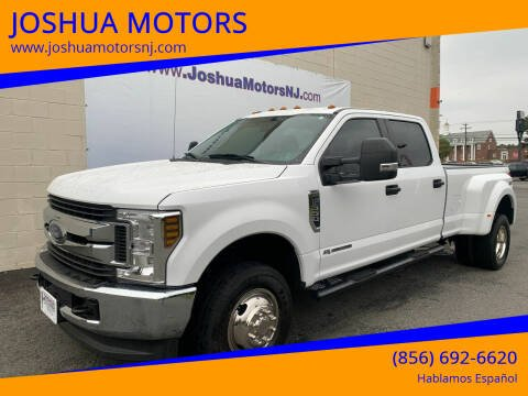 2019 Ford F-350 Super Duty for sale at JOSHUA MOTORS in Vineland NJ