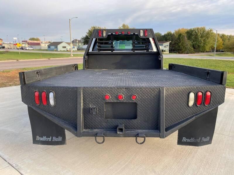 2013 Chevrolet Silverado 3500HD 4x4 Work Truck 4dr Crew Cab LB DRW - Glidden IA