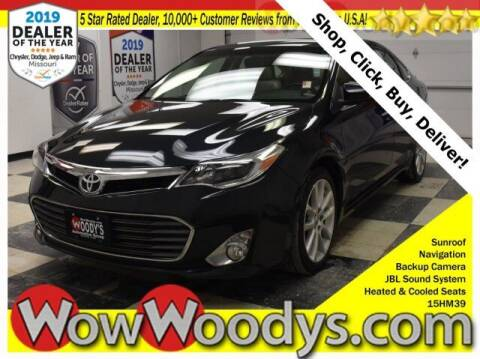 2015 Toyota Avalon for sale at WOODY'S AUTOMOTIVE GROUP in Chillicothe MO