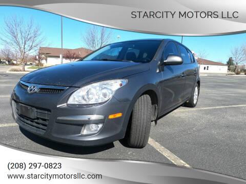 2009 Hyundai Elantra for sale at StarCity Motors LLC in Garden City ID