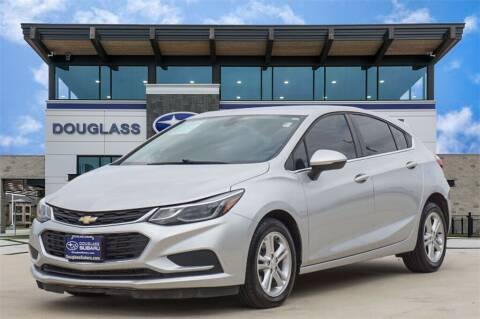 2018 Chevrolet Cruze for sale at Douglass Automotive Group - Douglas Subaru in Waco TX