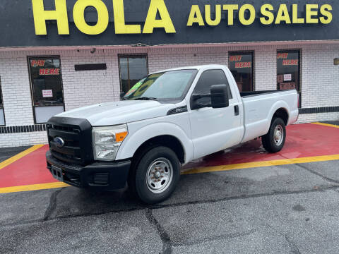 2016 Ford F-250 Super Duty for sale at HOLA AUTO SALES CHAMBLEE- BUY HERE PAY HERE - in Atlanta GA