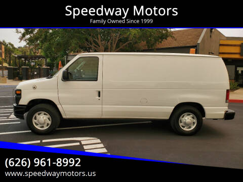 2012 Ford E-Series Cargo for sale at Speedway Motors in Glendora CA