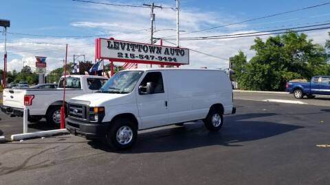 2011 Ford E-Series Cargo for sale at Levittown Auto in Levittown PA