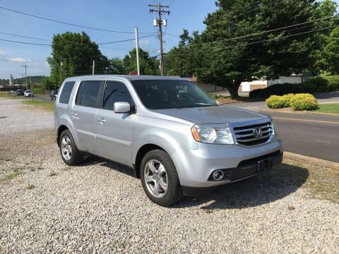 2013 Honda Pilot for sale at Wholesale Auto Inc in Athens TN
