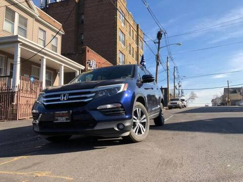 2016 Honda Pilot for sale at Buy Here Pay Here Auto Sales in Newark NJ