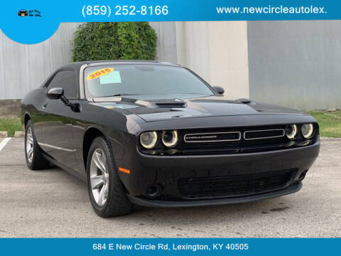 2015 Dodge Challenger for sale at New Circle Auto Sales LLC in Lexington KY